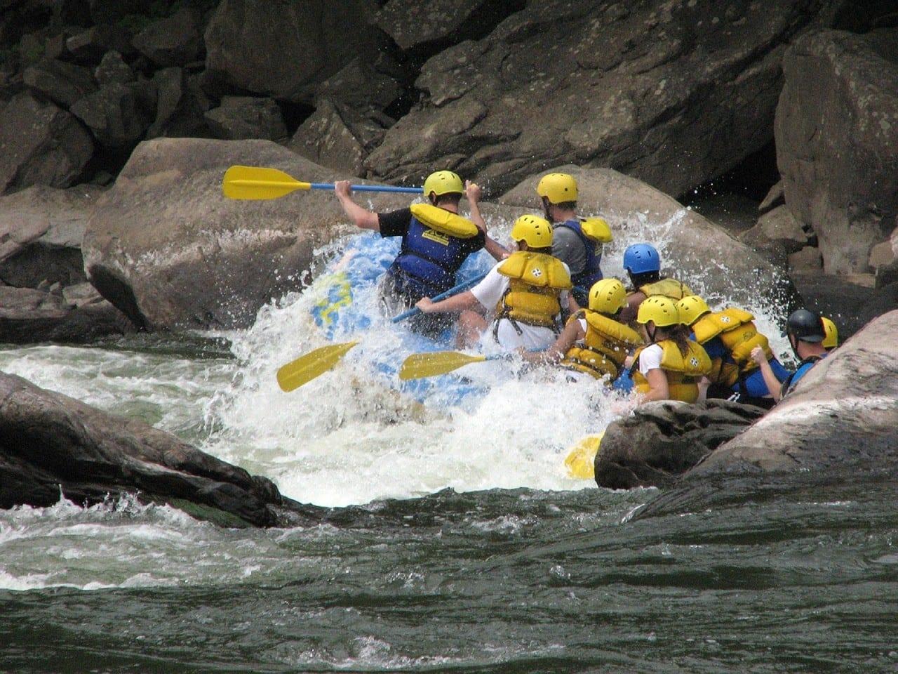 salida rafting rental
