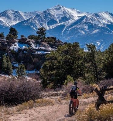 mountain bike rental Salida