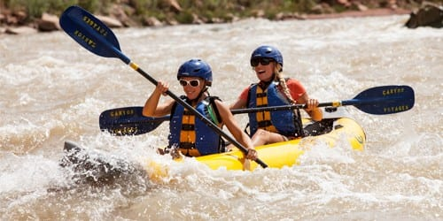 Dvorak Expeditions Rafting
