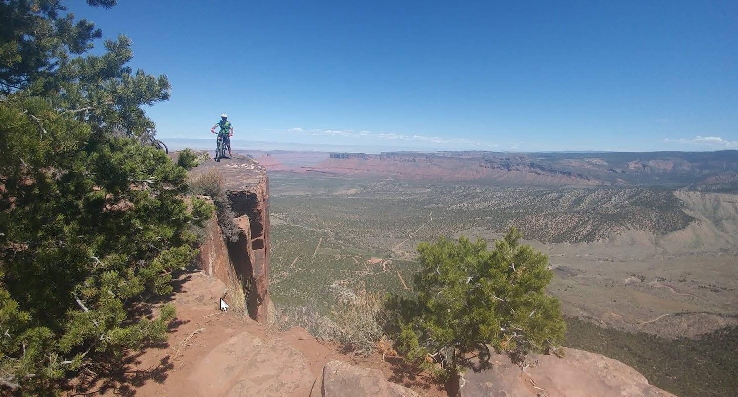Rent mountain bike Moab