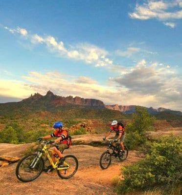 mountain bike rental zion utah springdale