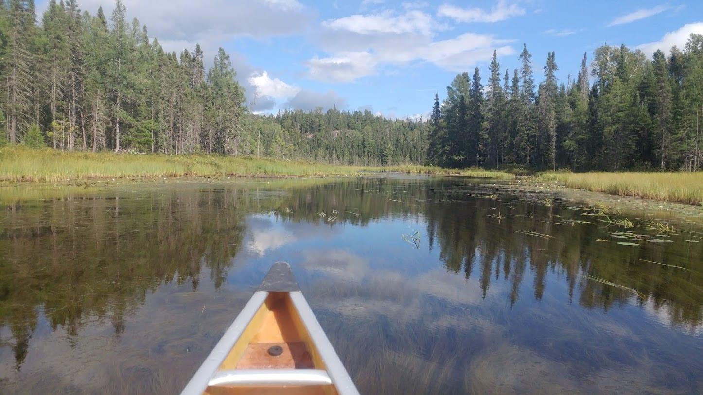Boundary Waters Canoe Area Outfitting Canoe Rental