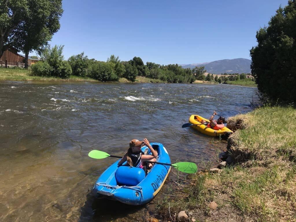 arkansas river kayak rentals