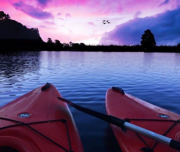 stone mountain kayak rental