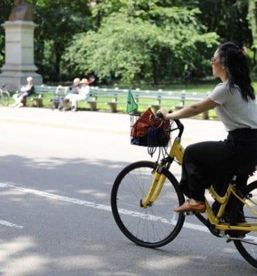 Central Park bike rental Harlem