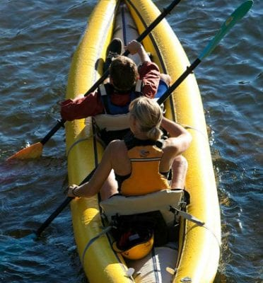 Pagosa Springs kayak rental