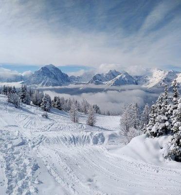 mt. norquay ski rental delivery
