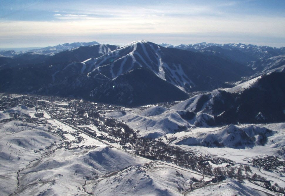 Black Tie Ski Delivery Sun Valley