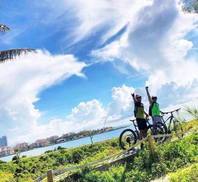 Virginia Key Outdoor Center Bike Rental