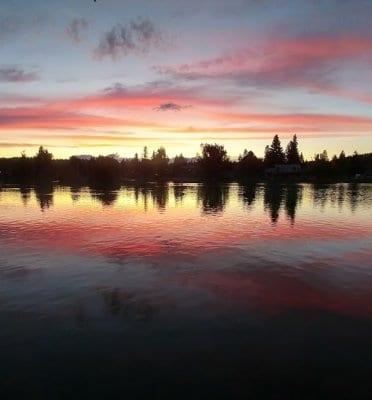 Bend Oregon Deschutes river