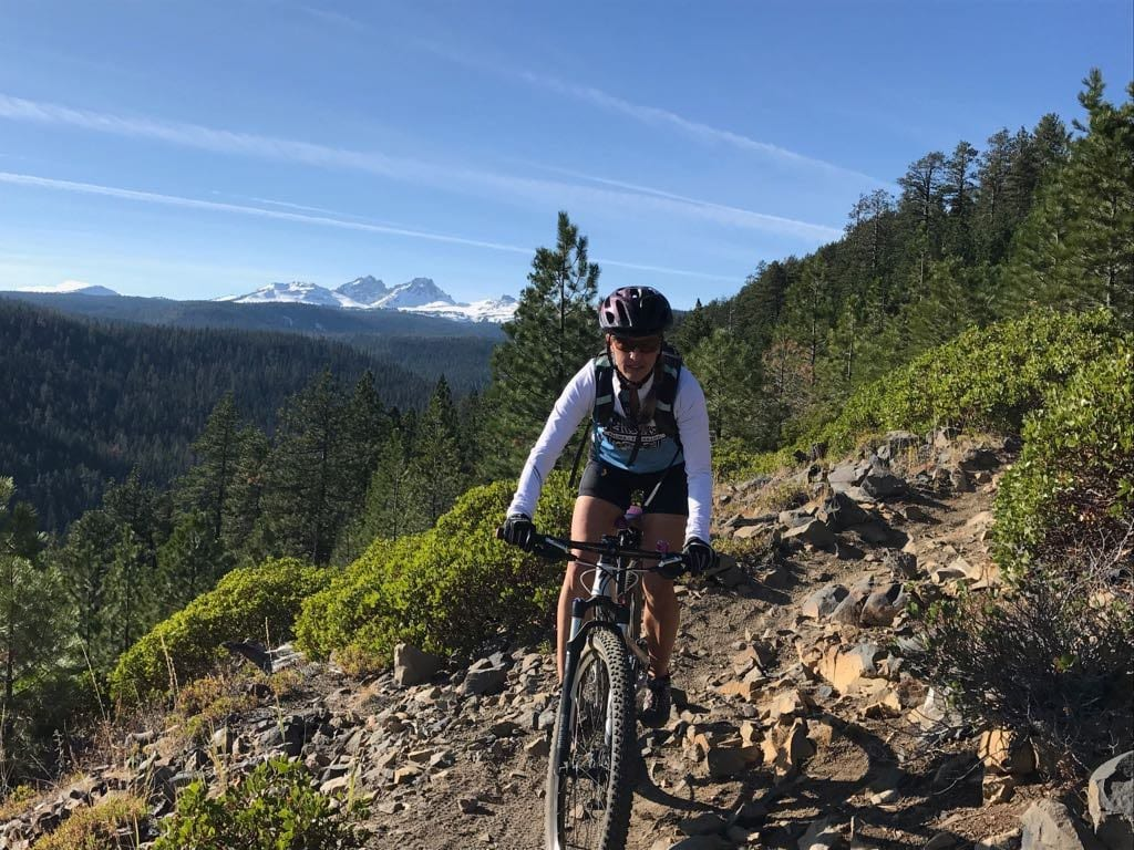 bend mountain biking