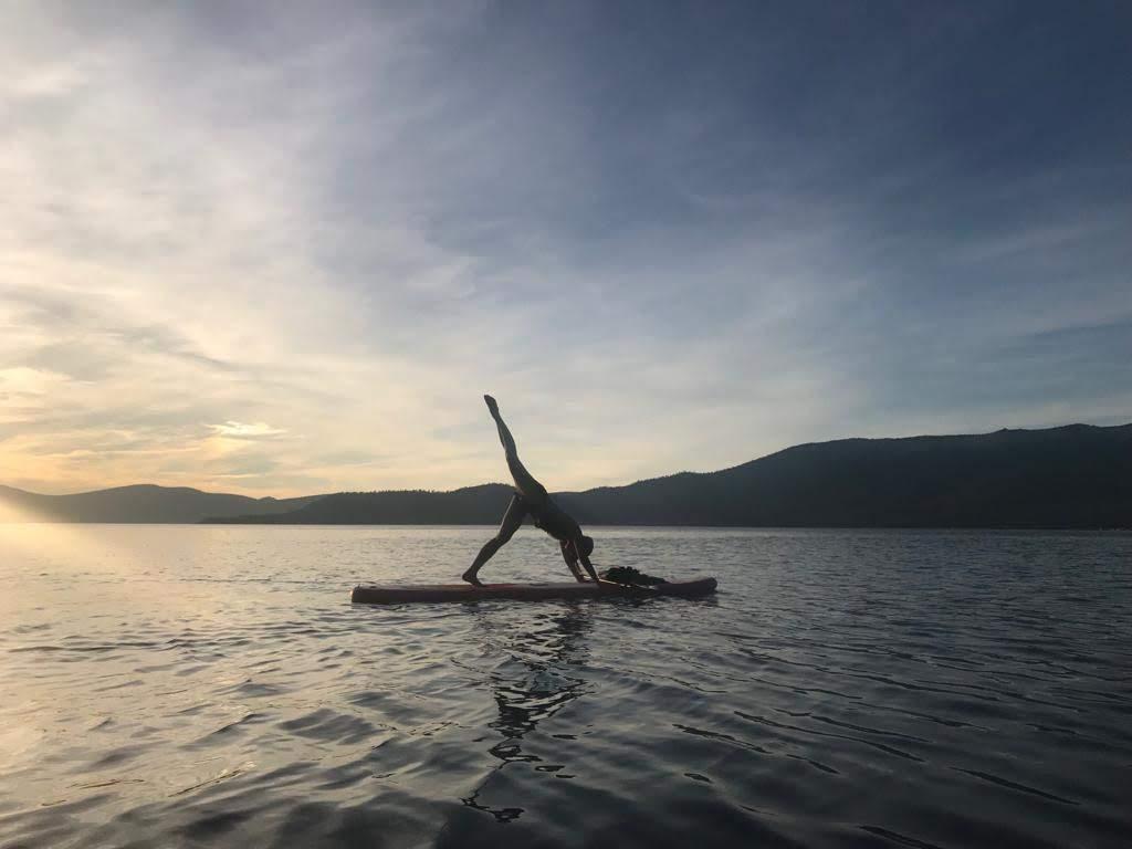 tahoe sup yoga
