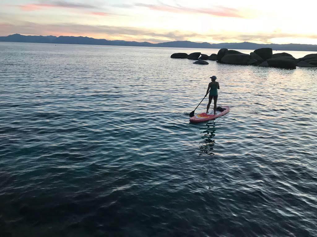 tahoe paddleboard rental