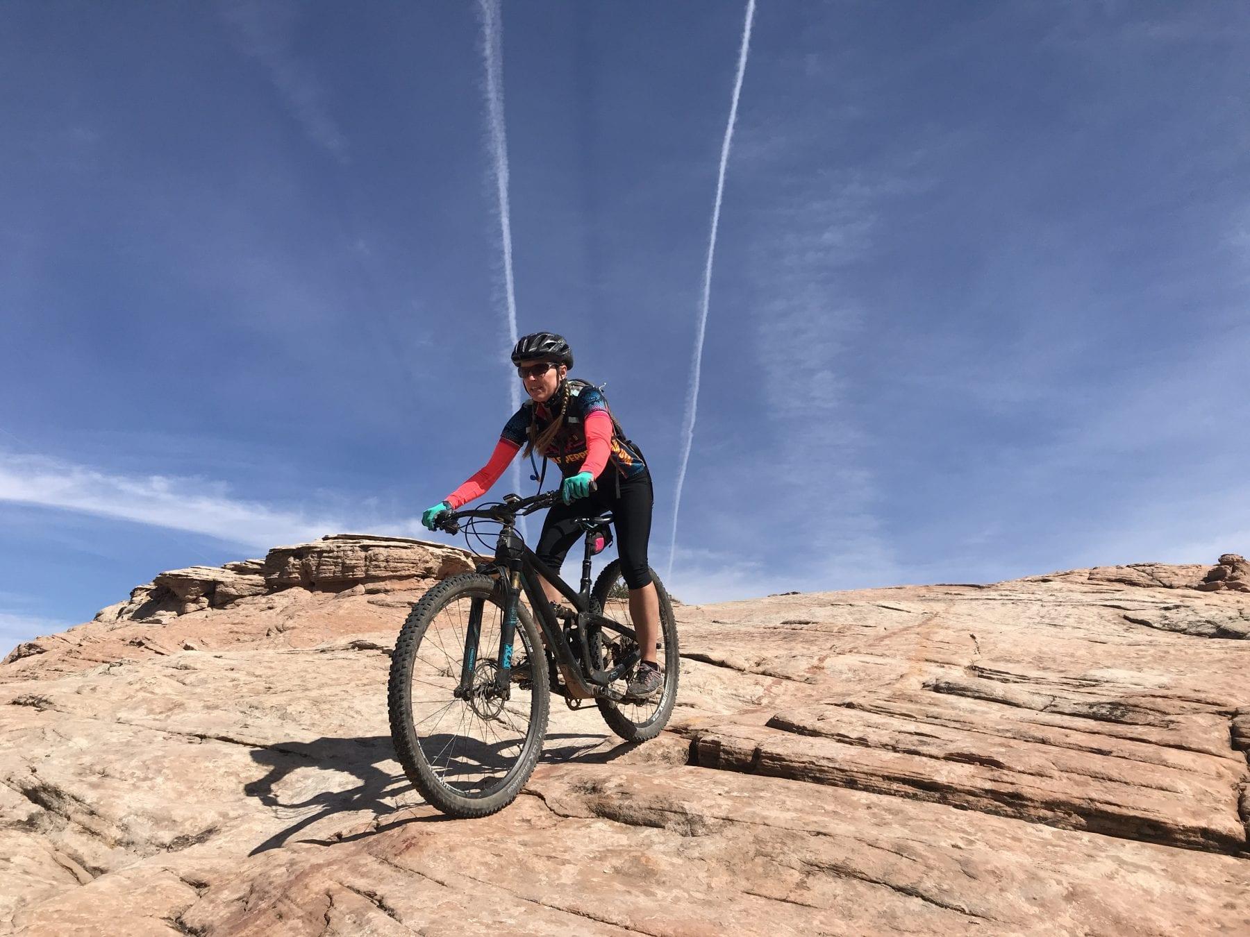 moab mountain biking
