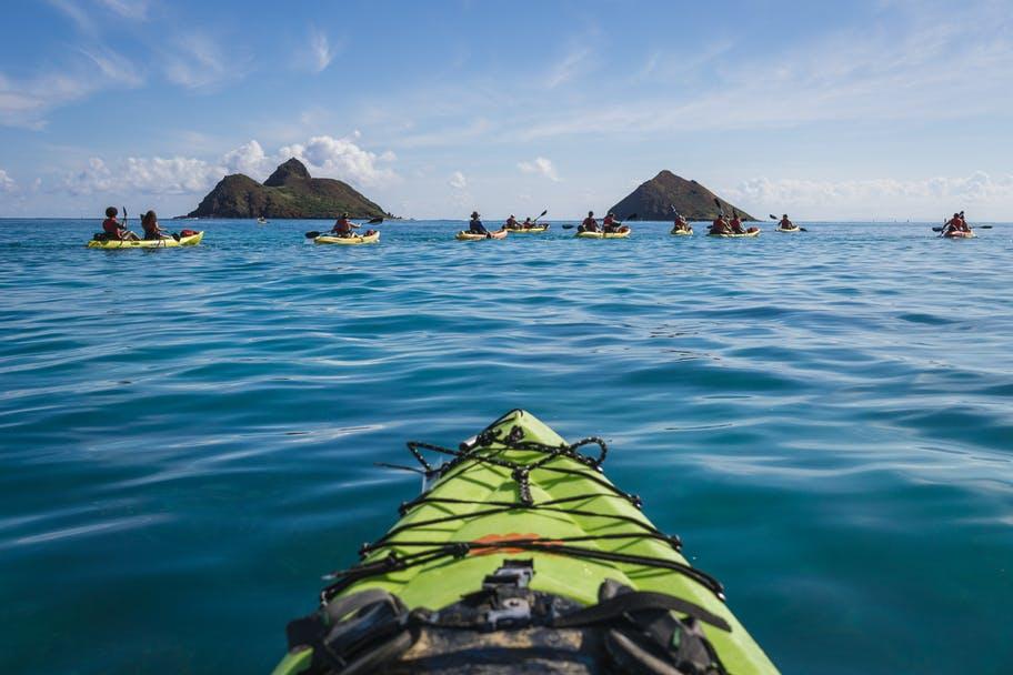 honolulu kayaking rental
