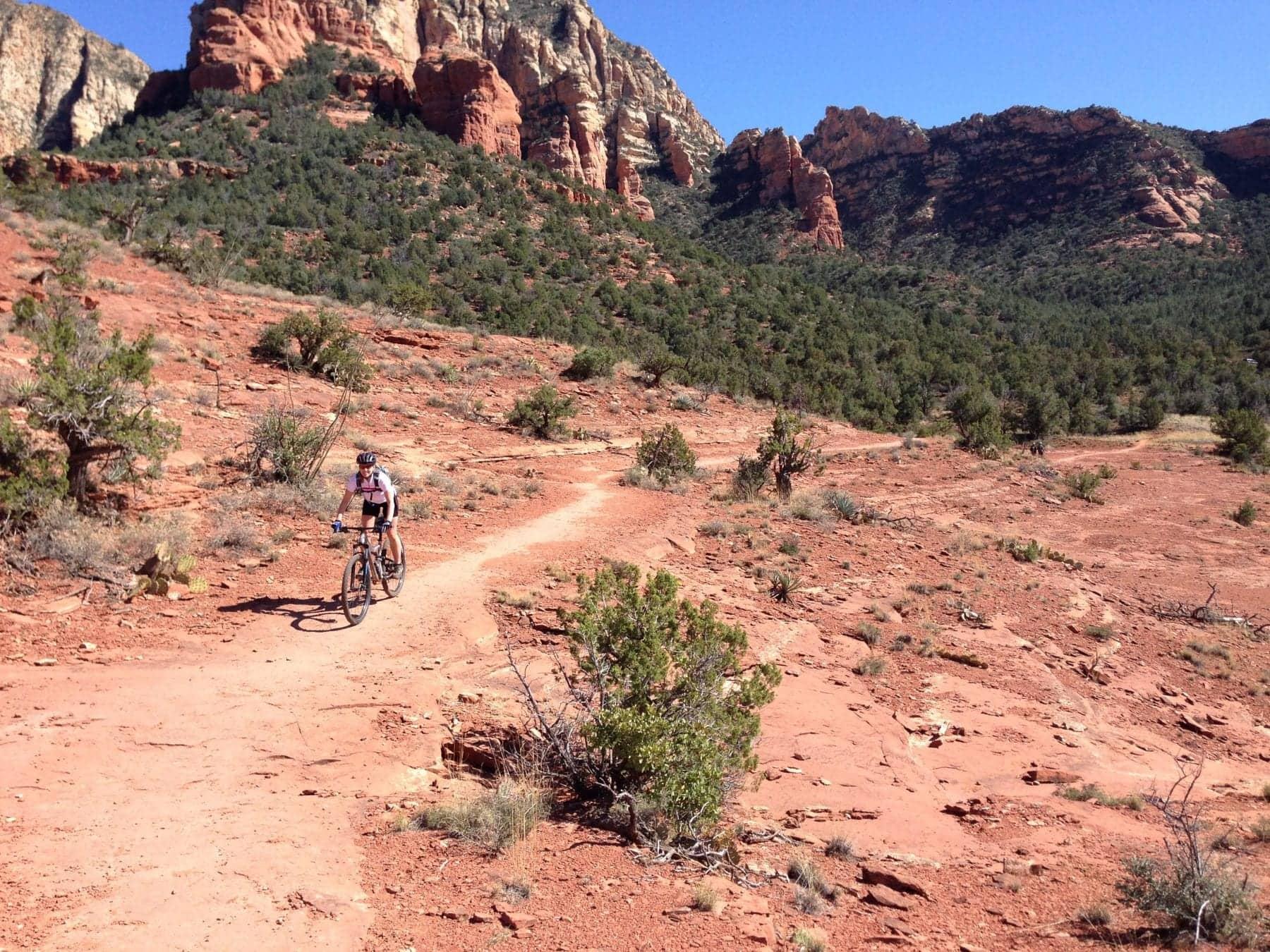 sedona bike trails