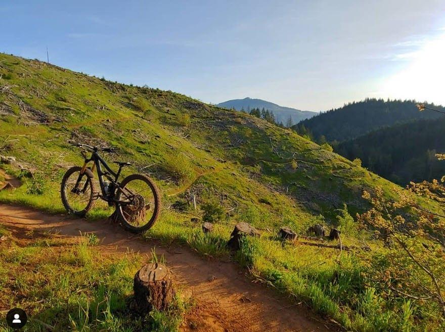 hood river bike trails