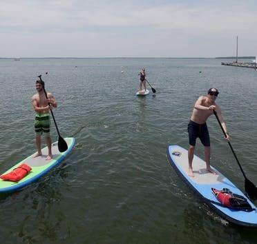 kayak rental ocean city