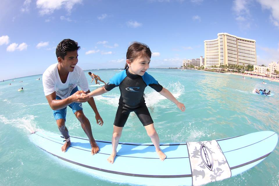 honolulu surfing lessons