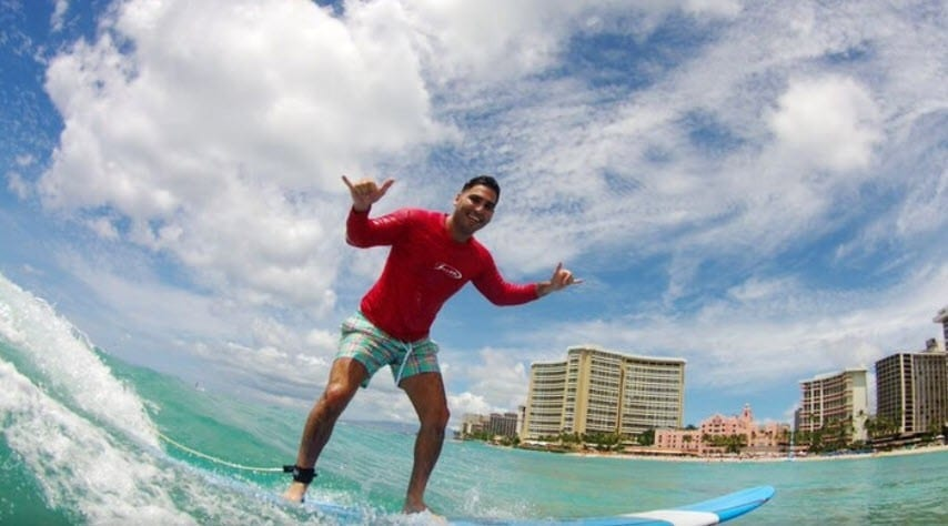Moniz Family Surf Rentals