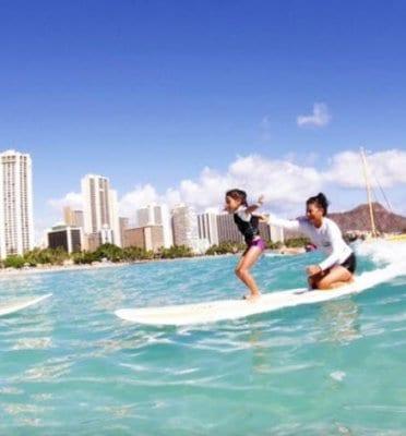 waikiki surfing lessons