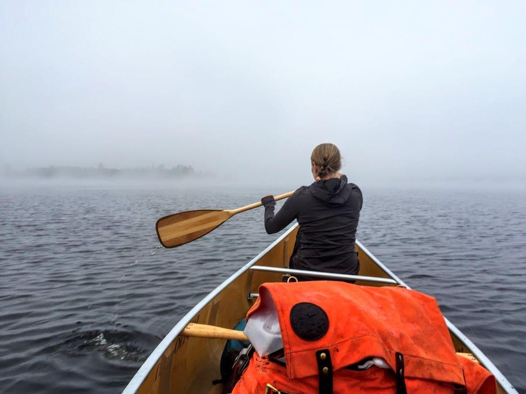 bwca canoe renta ely