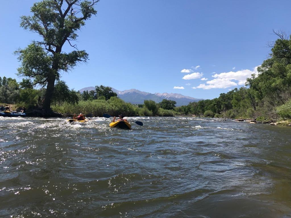 salida rafting