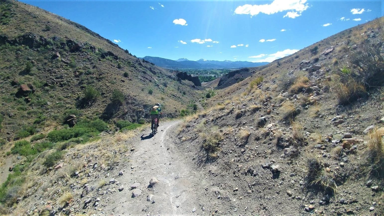 salida mountain bike trails
