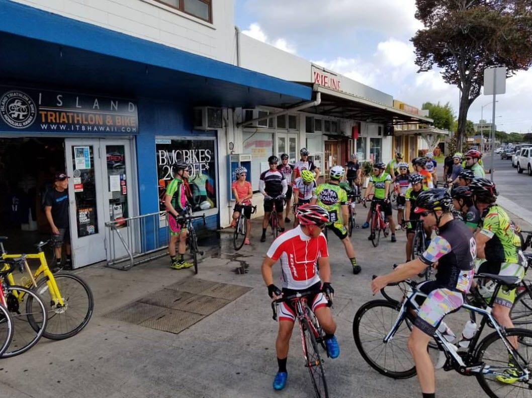 Island Triathlon & Bike