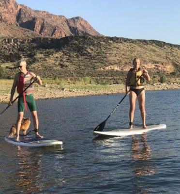 St. George paddleboard rental