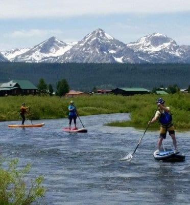 idaho paddleboard rental
