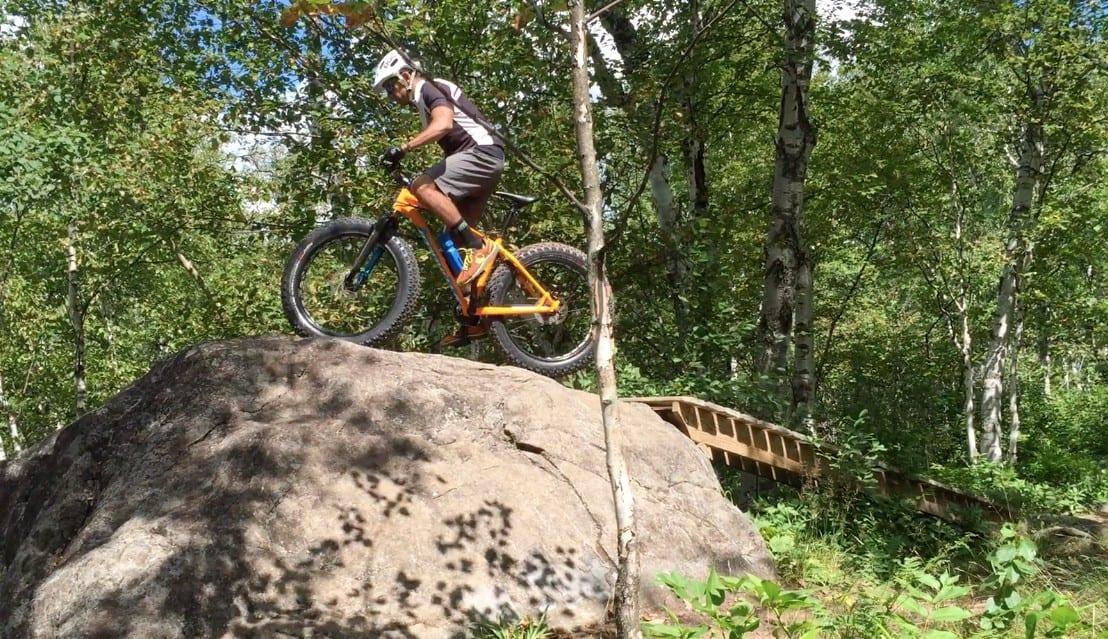 Duluth mountain biking