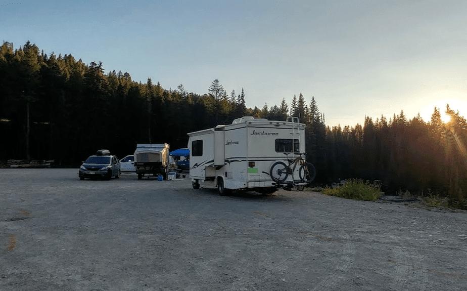 Grand Targhee Camping