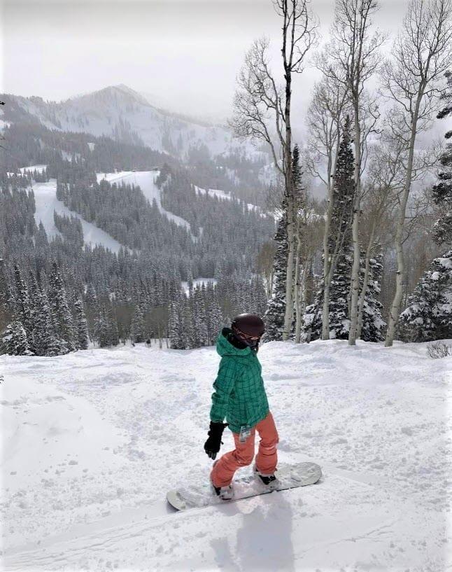 brighton snowboarding
