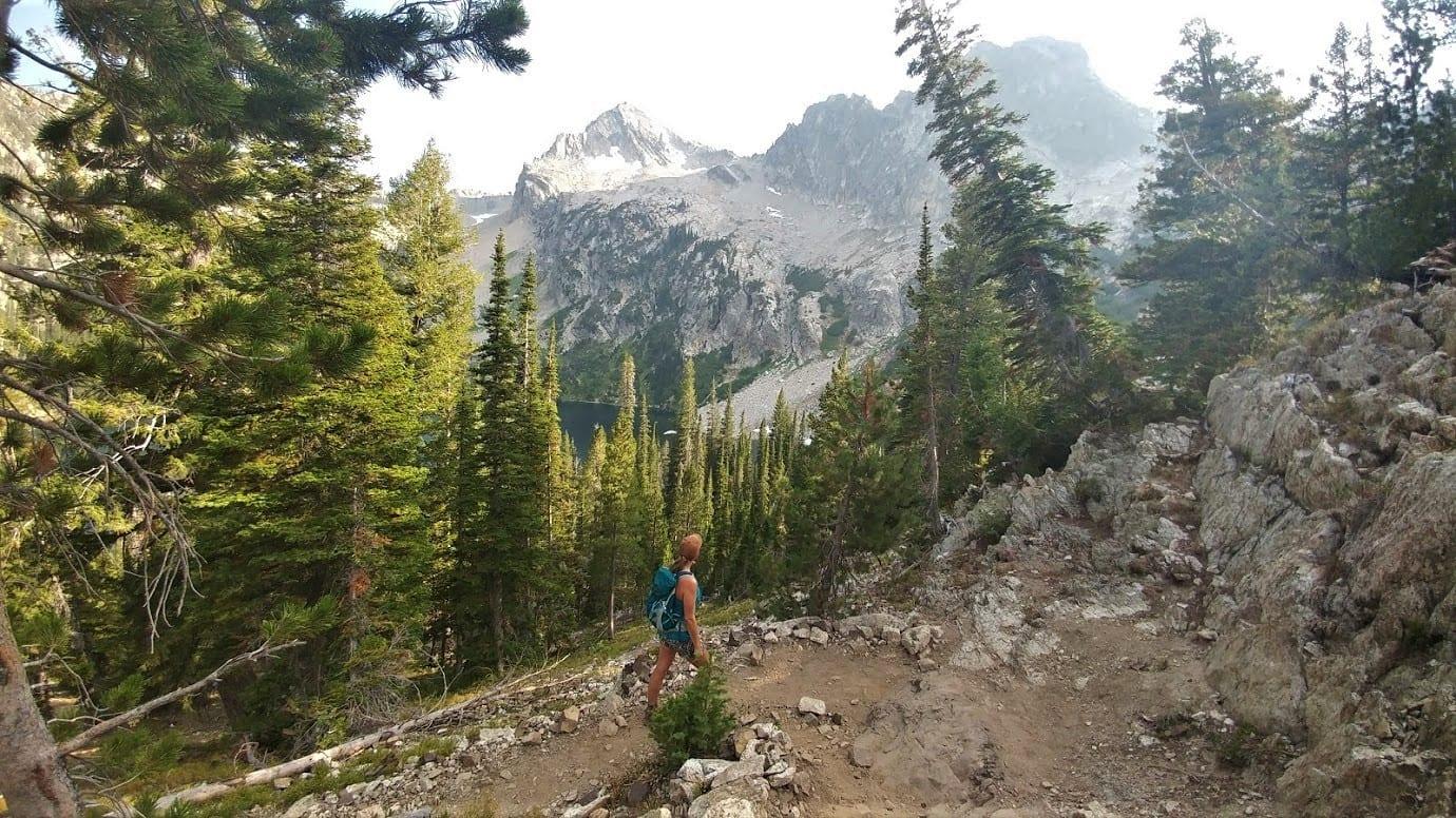 hiking sawtooths idaho