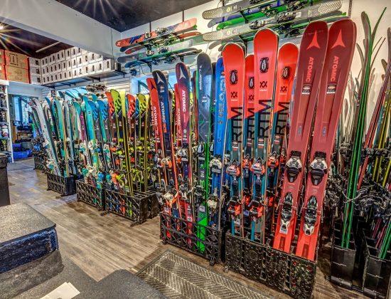 Spicy Sports Ski Rental