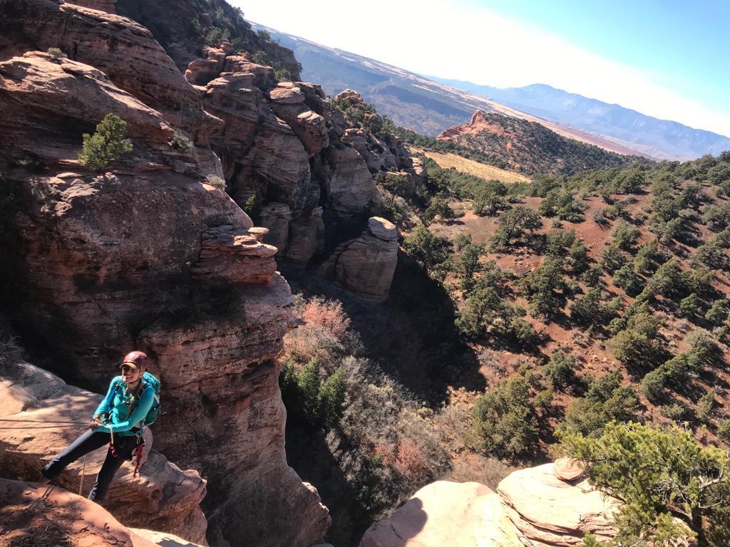 zion canyoneering
