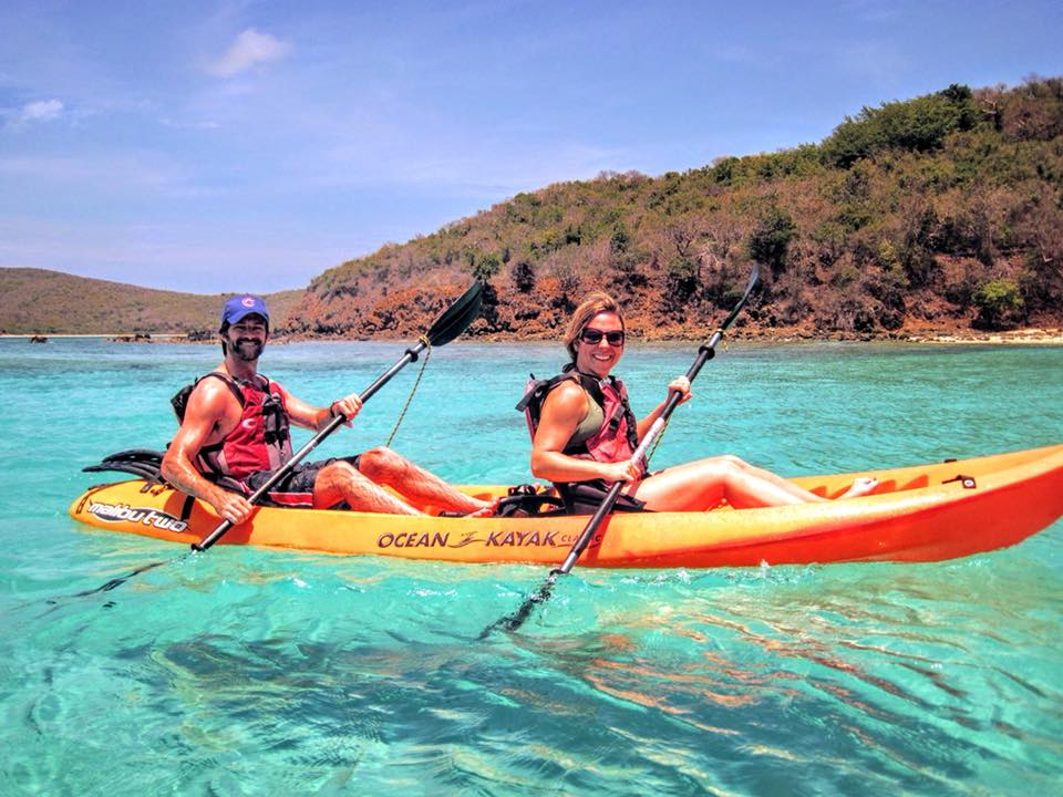 Kayaking Puerto Rico