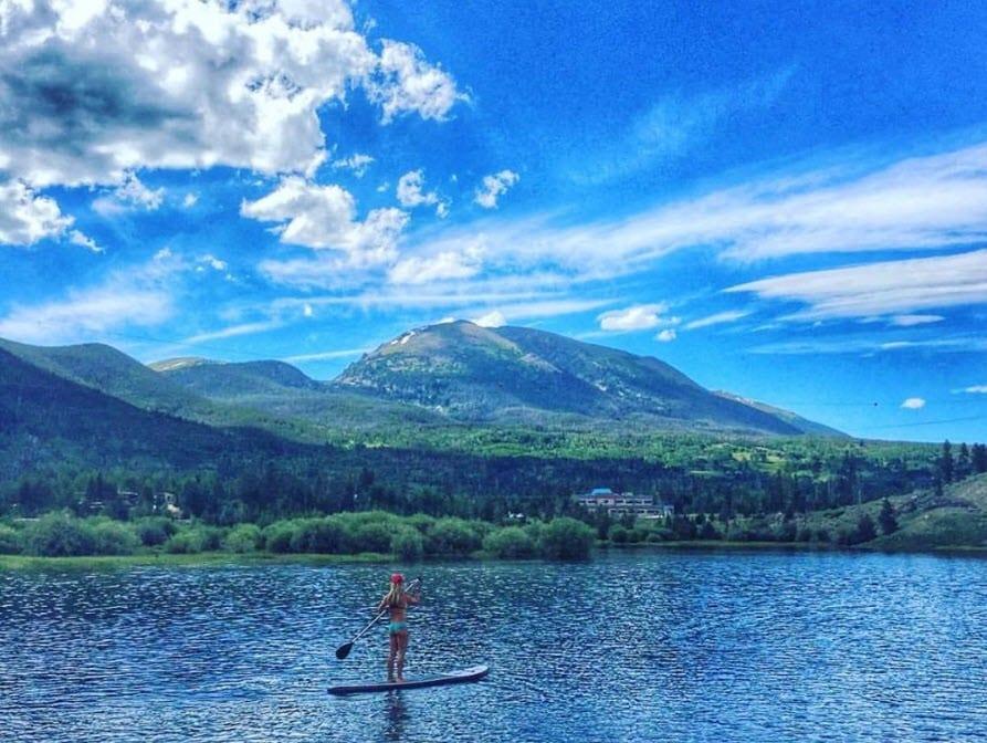 Stand Up Paddle Colorado – Nottingham Lake