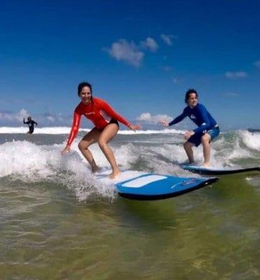 surfing lessons fajardo