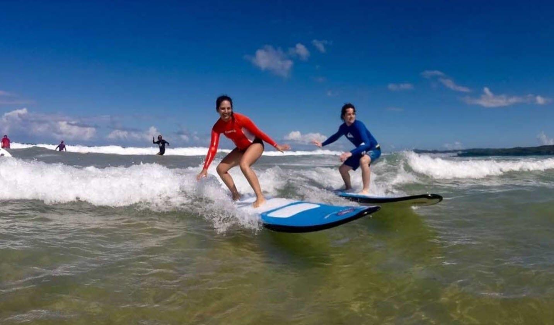 Surfing Puerto Rico