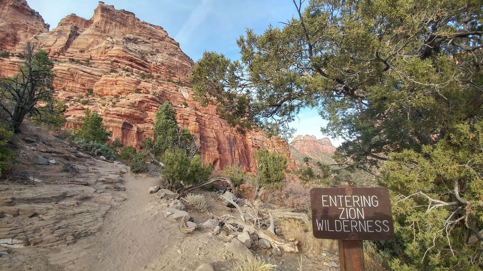 Zion adventures