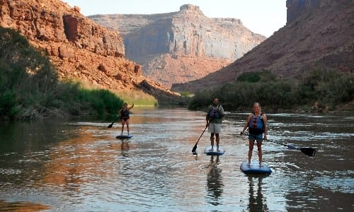 rafting paddling moab ut
