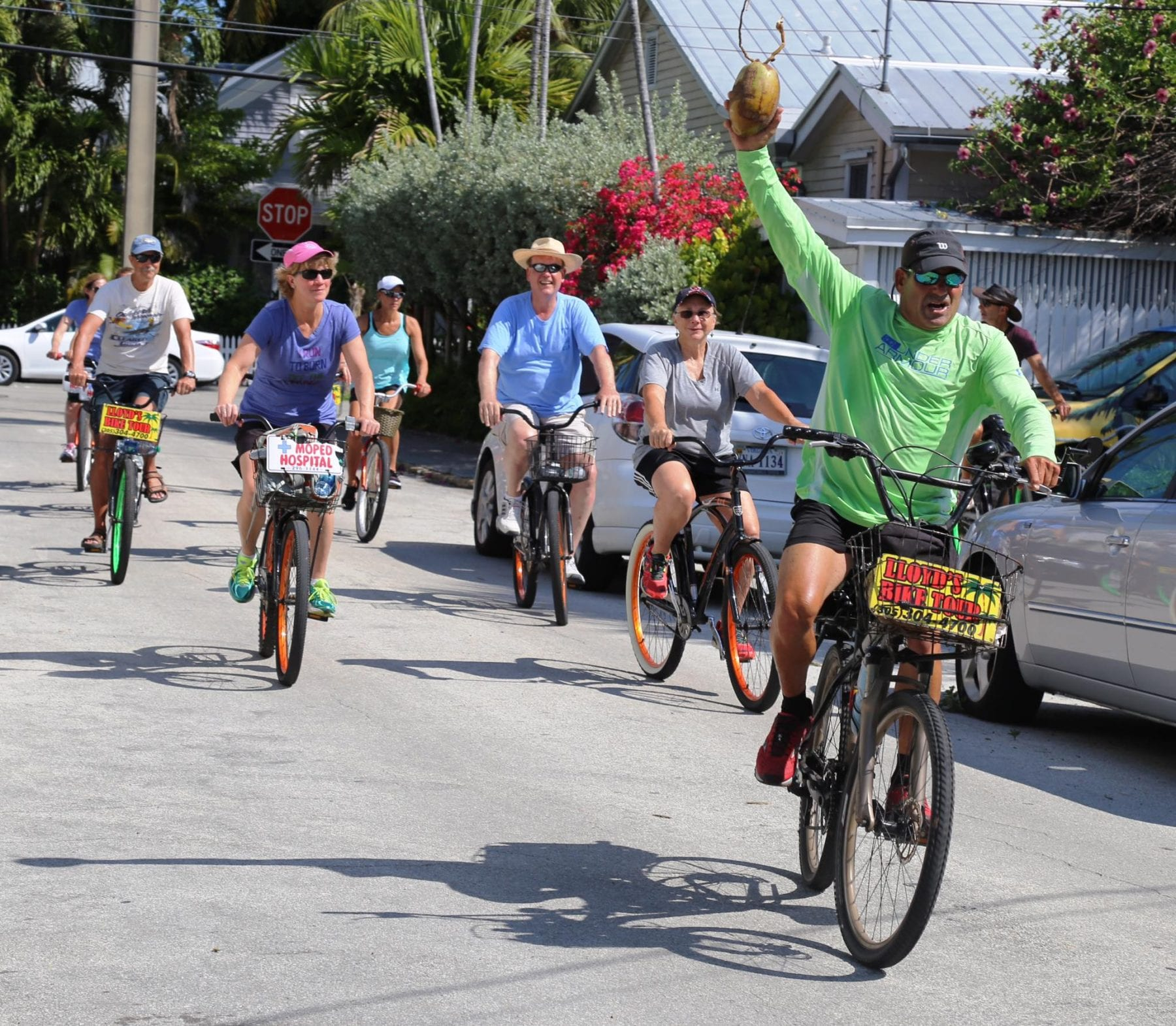 Lloyd's Tropical Bike Tours
