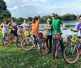 Free Wheelin' Bike Tours