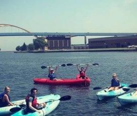 Milwaukee Kayak Tours