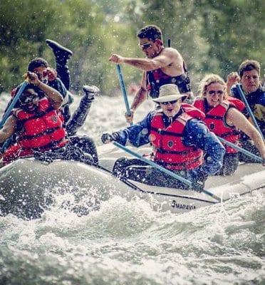 north cascades river rafting