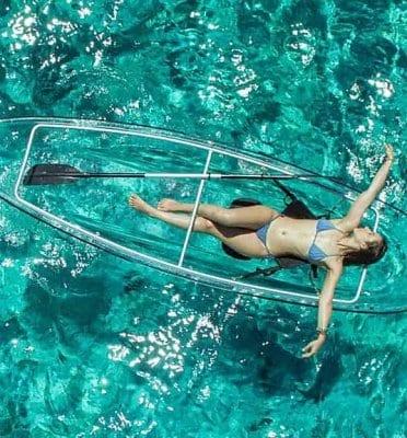 miami florida clear kayak tours