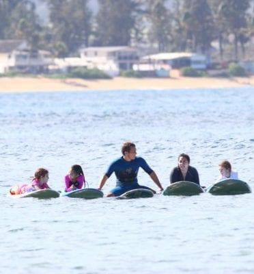 haleiwa hawaii surfing lessons