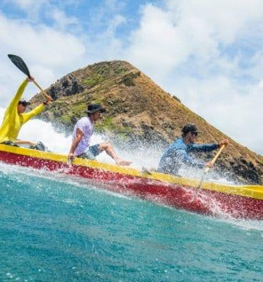 kailua canoe tours